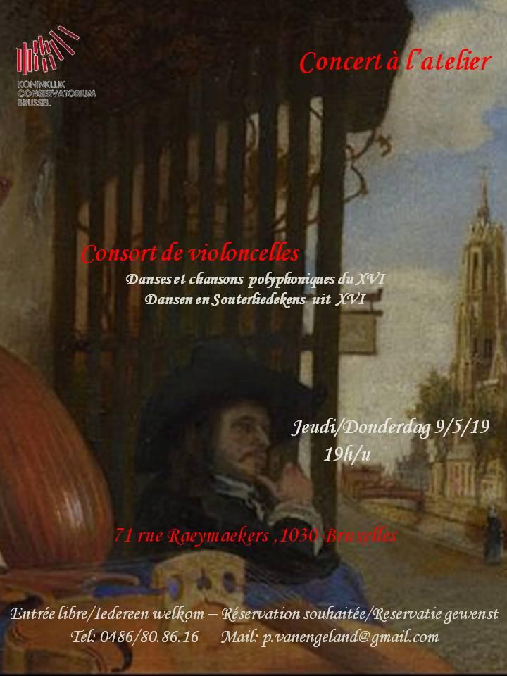 09-05-19 Concert à l'atelier classe de Gervreau