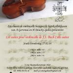 Concert Atelier 2015